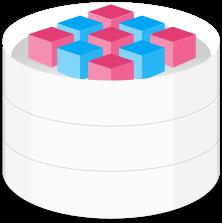 Archiviazione a blocchi rapida e flessibile