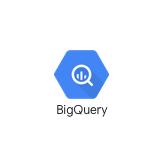 BigQuery のロゴ