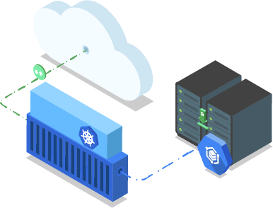 Containerize on-premises applications and be cloud-ready