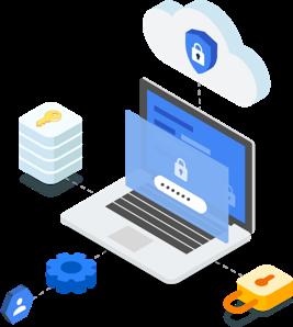 API ベースのサービスの仮想セキュリティ境界を確立する