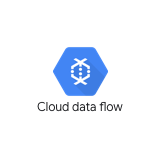 Cloud Dataflow logo