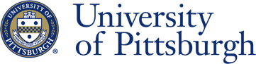 University of Pittsburgh logo.