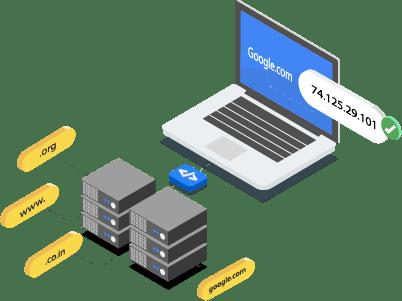 Red mundial de DNS con alta disponibilidad