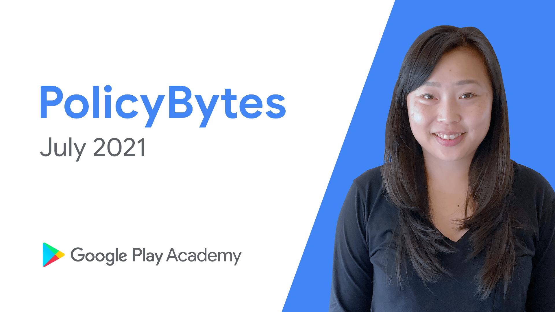 Google Play PolicyBytes: atualização de julho de 2021 imagem