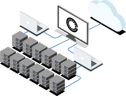 Sistema de gerenciamento de renderização de produção comprovada