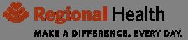 Regional Health logo.