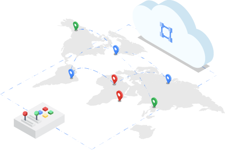A private space within Google Cloud