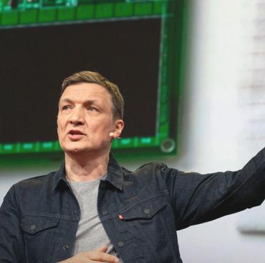 Ivan Poupyrev at TED2019