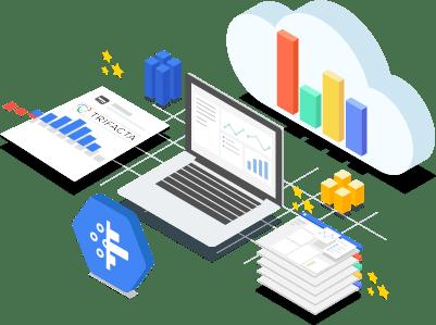 Intelligente Vorbereitung von Daten