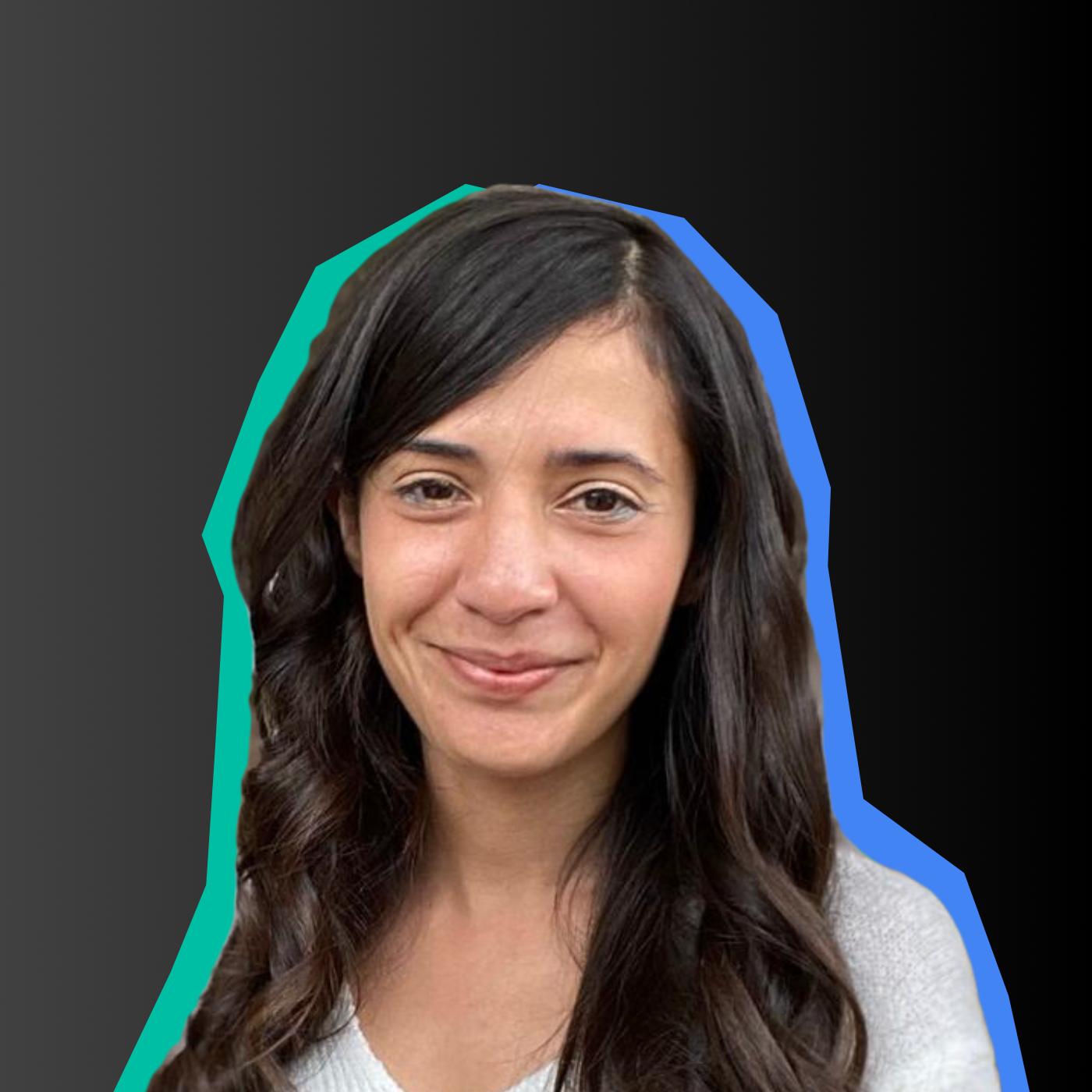 Yasmine El Baggari smiling